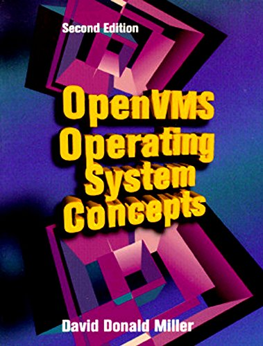 OpenVMS Operating System Concepts, Second Edition (HP Technologies) by David Miller