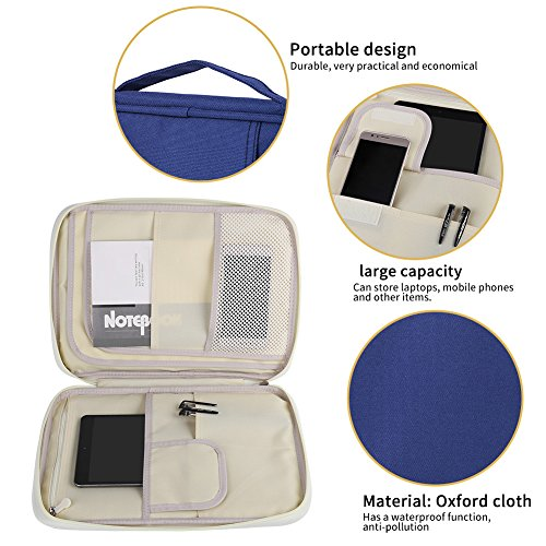 d0fb6886bf49 80%OFF Document File Organizer Bag Oxford Waterproof Computer ...