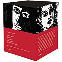 Caixa Cinco Grandes Romances De Dostoiévski (Exclusivo Amazon)