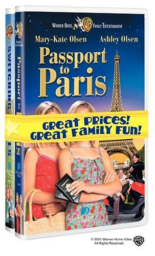 Mary-Kate & Ashley Gift Pack (Switching Goals/Passport to Paris) [VHS]