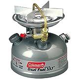The Coleman Company 1-Burner Dual Sportier II Liquid Fuel Stove