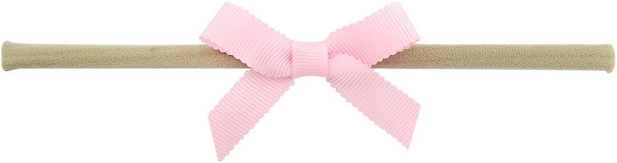 JMITHA B/éb/é Fille Bow Bandeau Turban fleur Bandeaux /élastique serre-t/ête Wrap Photographie Belles Cheveux Accessoires