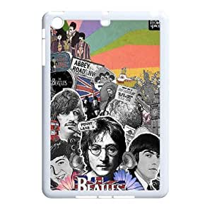 Rock band The Beatles poster Hard Plastic phone Case For Ipad Mini Case ART166157