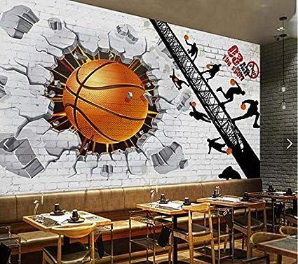Xli You 3d Wallpaper Custom Basketball Wallpaper White Brick Wall