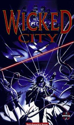 Wicked City [Alemania] [VHS]: Amazon.es: Harutoshi Ogata ...