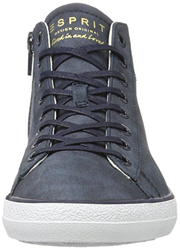 ESPRIT Damen Miana Bootie High-Top Blau (navy 400)