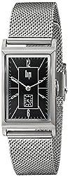 Lip Women's 1673082 Type 18 Milanese Metal Analog Display Swiss Quartz Silver Watch