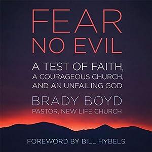 Fear No Evil Audiobook