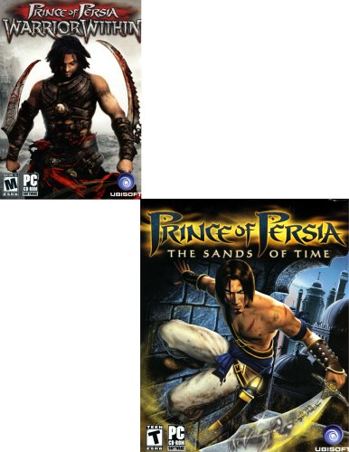 Prince Of Persia - The Sands of Time/Warrior Within (2 pack)