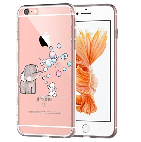 Anti Plus 6S Coque Etui Plus Silicone TPU Case iPhone Housse 6 Protection Souple Iphone 6 de Rayure Plus Plus Gel Anti Choc pour Modle 2 Simple vanki Soft 6S Cover dXqwpxX1