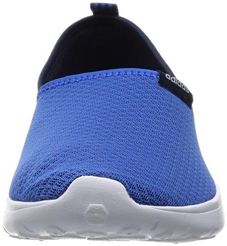 Slip Da Passeggio Adidas Lite - F99412 Bianco-blu-blu Navy