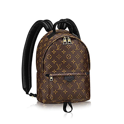 - Authentic Louis Vuitton Monogram Canvas Palm Springs Backpack PM Handbag Article: M41560 Made in France
