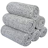 SINLAND Microfiber Face Towels Ultra Soft Bamboo