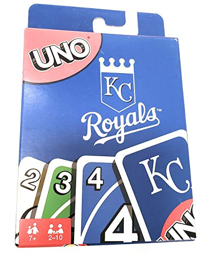 UNO Kansas City Royals for sale  Delivered anywhere in USA