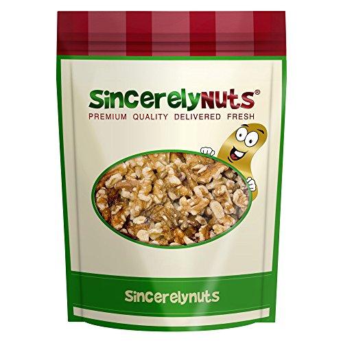 Sincerely Nuts Raw Walnuts Halves & Pieces 5 Lb