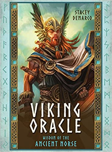 vikings tarot 78 full colour cards and instructions