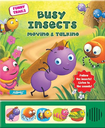 Download Busy Insects Moving & Talking (Funny Trails) pdf epub
