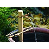 Bamboo Accents Adjustable Spout And Pump Kit - 12""