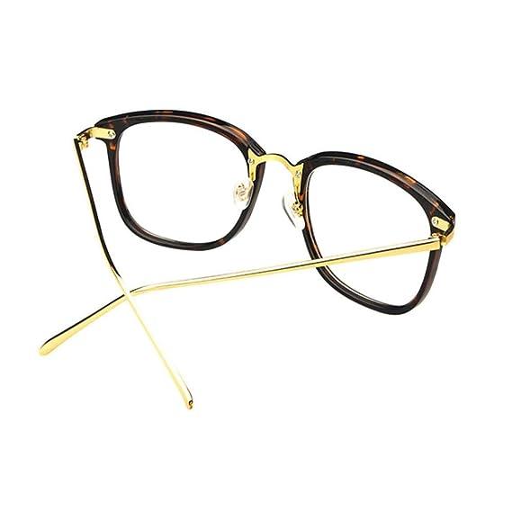 Hzjundasi Mode Petite vue Des lunettes Myope Des lunettes Gros Plein Cadre  Myopie Lunettes -1.00-1.50 -2.50-3.50 -4.50-5.50 -6.00 (Ces sont pas  lunettes de ... f0fdae24870