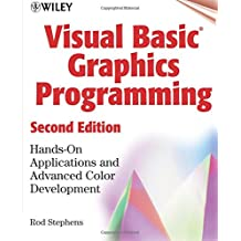 Visual Basic Graphics Programming: Hands-On Applications and Advanced Color Development