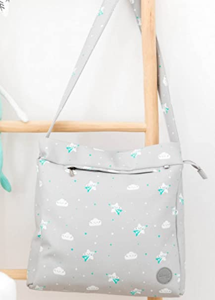 Bolso Mr. Wonderful para el carrito - Buggy bag: Amazon.es: Bebé