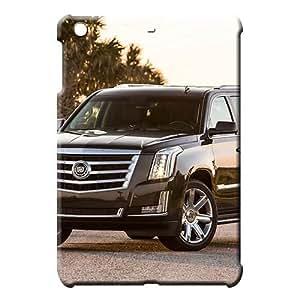 iPad Mini 1 / Mini 2 Retina / Mini 3 Abstact Protective Scratch-proof Protection Cases Covers Ipad carrying skins Cadillac car logo super