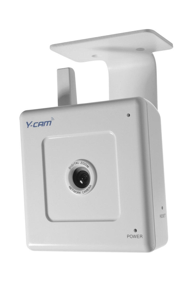 Y-cam White SD, Network Camera, WiFi, MicroSD (YCW003)