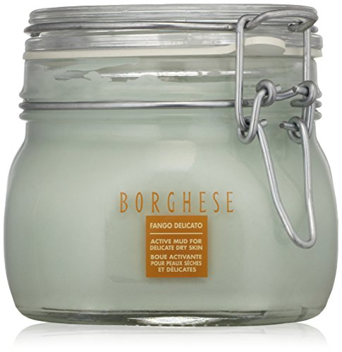 Borghese Fango Delicato Active Mud Mask for Delicate Dry Skin, 17.6 oz.