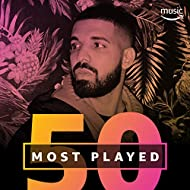 The Top 50 Most Played