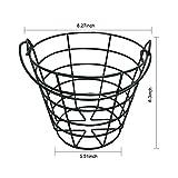PGM Crestgolf Metal Golf Basket