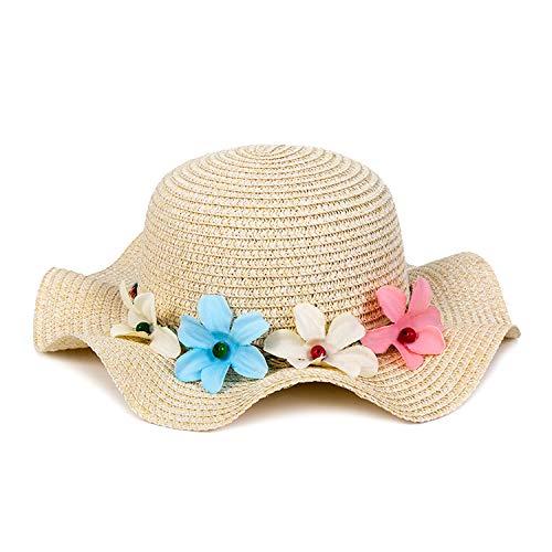 Baby Cap Fashion Infant Summer Outdoor Baby Girl Visor Sun Cap Baby Hat Floral Beach Bucket Hats Headwear Caps