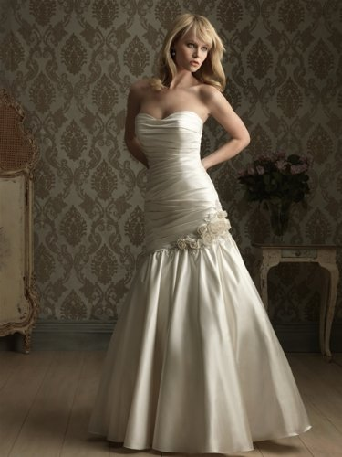 Allure Bridals Wedding Gown - 1