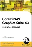 CorelDRAW Graphics Suite X3 Essential Training