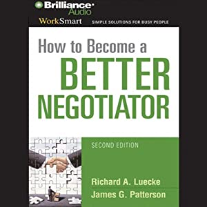 How to Become a Better Negotiator Audiobook