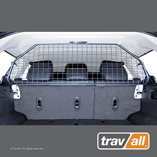 Travall Guard Compatible with Jeep Grand Cherokee (2005-2010) TDG1375 - Rattle-Free Steel Pet Barrier (Dog Steel Jeep)