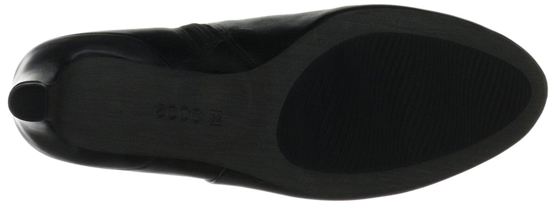 ECCO Women's Nephi 70 MM Ankle Boot,Black,40 EU/9-9.5 M US