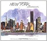 New York Sketchbook, Jerome Charym, 0312353693