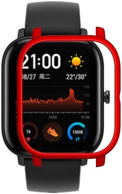 Imagen de2019, ¡Nuevo! Reemplazo de PC Watch Case Cover Shell Frame Protector para Xiaomi Huami Amazfit GTS Watch, Estuche Protector Ultraligero