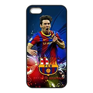 Cool Design Case For iPhone 5,5S Messi Phone Case
