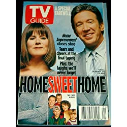 TV Guide May 22-28 1999 Home Improvement Tim Allen