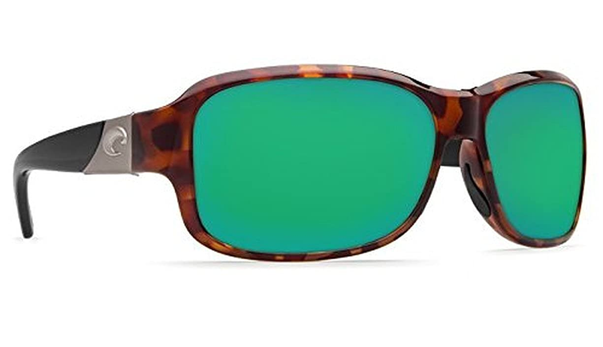 Costa del Mar Womens Inlet IT 48 OGP Polarized Round Sunglasses Costa del Mar Sunglasses