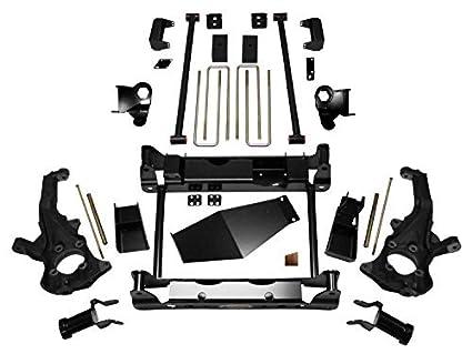 Amazon com: Rancho RS6554B-3 Suspension Lift Kit: Automotive