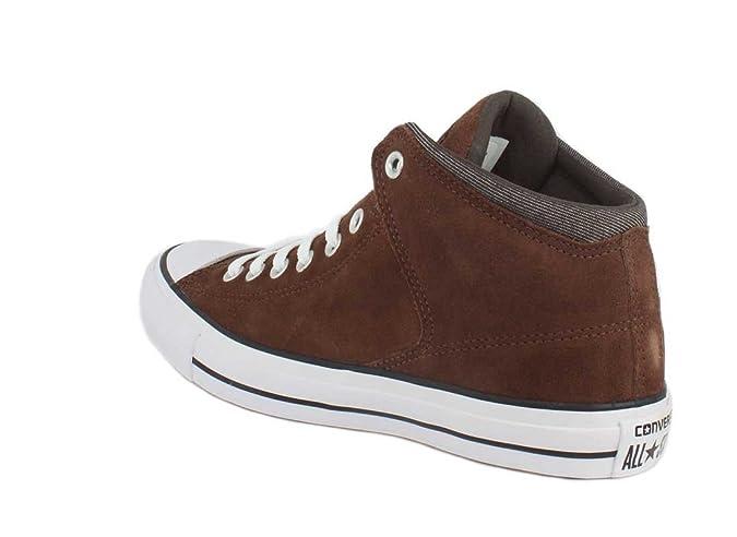 Sneakers CONVERSE Ctas High Street Hi 157500C Dark CloveDark Chocolate