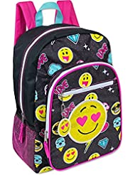 Emoji Kids 17 Full Size School/Travel Backpack