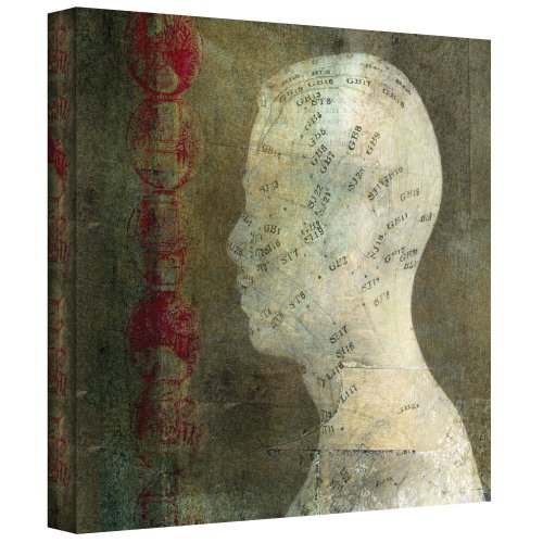 Art Wall Acupuncture Gallery Wrapped 24 Inch product image