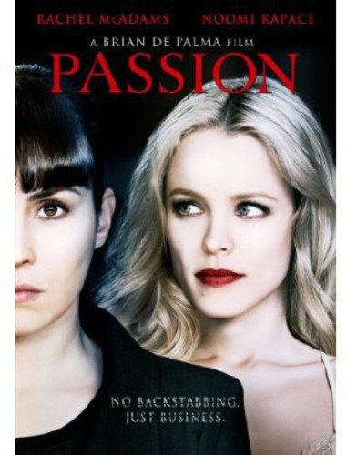 DVD : Passion (Subtitled, AC-3)