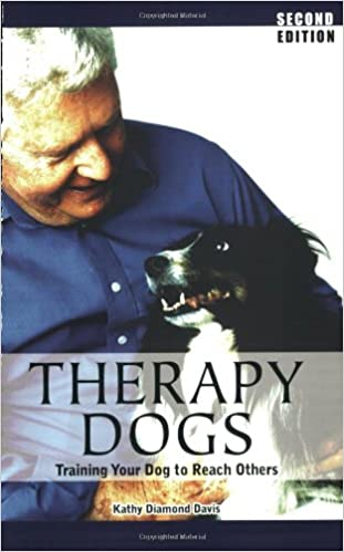 Training Your Dog to Reach Others Therapy Dogs