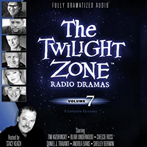 The Twilight Zone Radio Dramas, Volume 7 Radio/TV Program