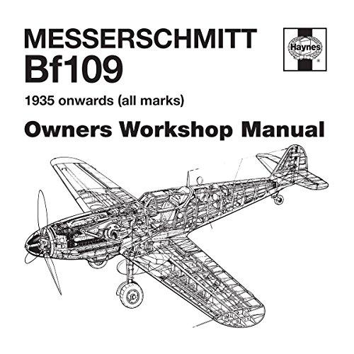 Haynes Owners Workshop Manual Messerschmitt Bf109 Women's Vest
