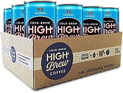 Coffee Drinks: High Brew Coffee